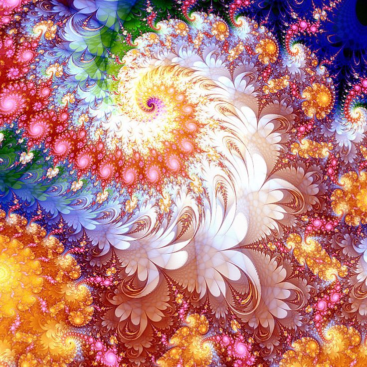 Fractals in Art