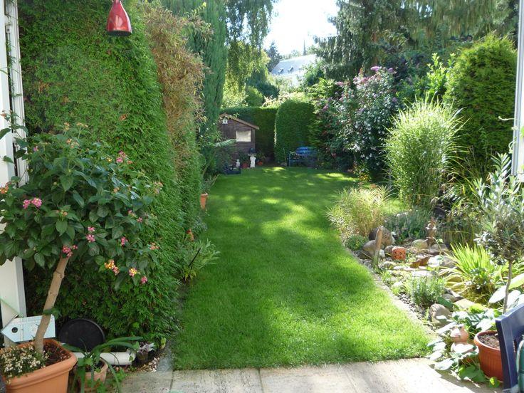 Garten - neu angelegt Taman Mini Pinterest Small gardens