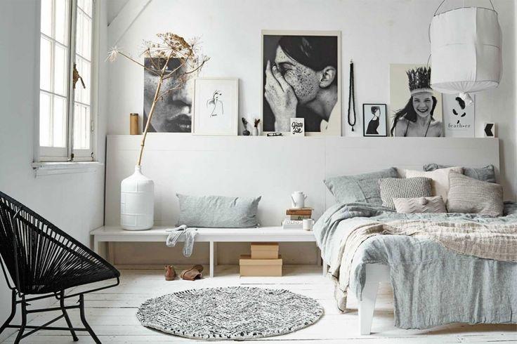 9 idee per far ordine in camera da letto #hogarhabitissimo #nordico