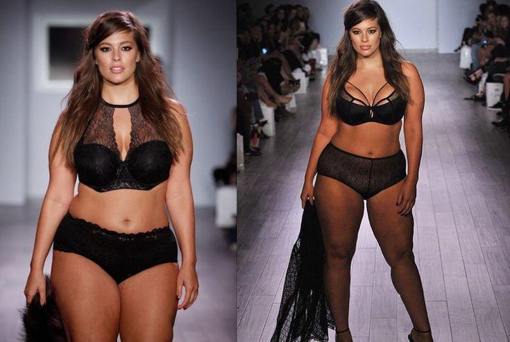 Lingerie plus size faz sucesso no mundo da moda.