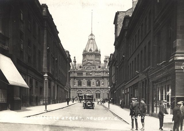 008376:Shakespeare street, Newcastle upon Tyne, 1912 | Flickr - Photo Sharing!