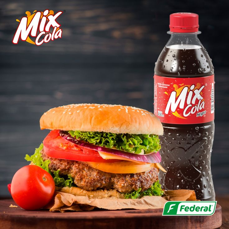 ¡Actitud de viernes! Es viernes y el cuerpo lo sabe, por eso quiere disfrutar de lo que más le gusta, combina todas tus comidas con Mix Cola y ponle el Flow que tú quieras. #dondehaymixhayflow