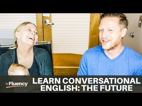CONVERSATIONAL ENGLISH | PREDICTING THE FUTURE | TO FLUENCY PODCAST | LEARN ENGLISH - YouTube