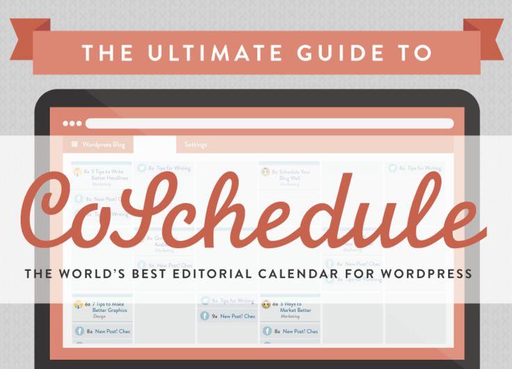 The Best 2018 Content Calendar Template Get Organized All Year