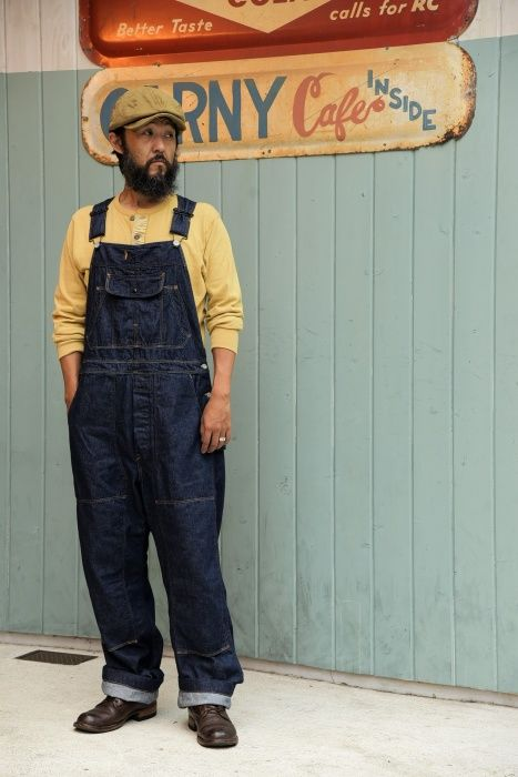 FW Laborer Overalls