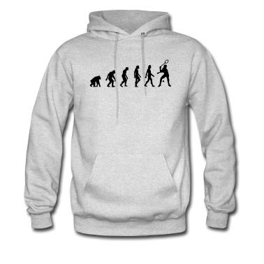 Squash hoodie.