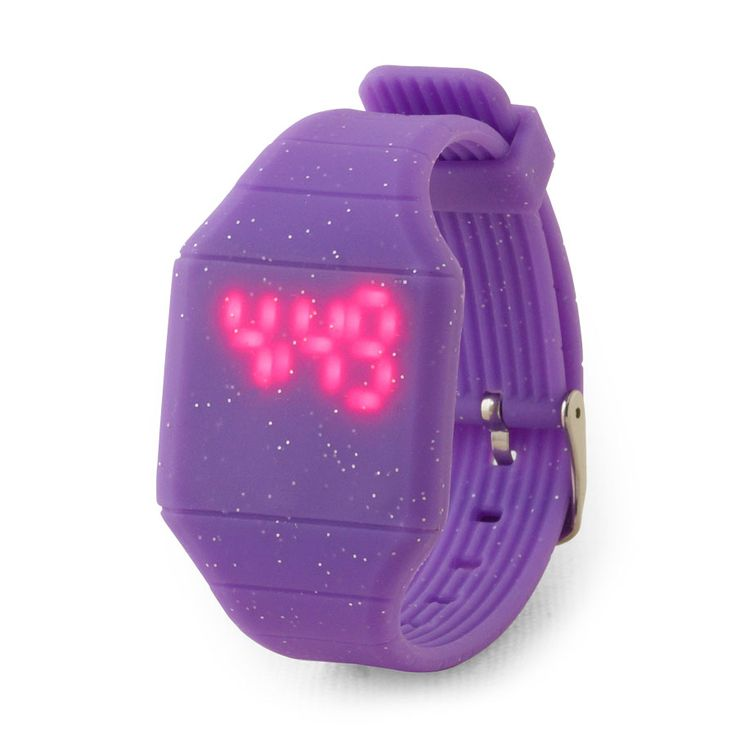 LED Silicone Watch from The Children's Place.