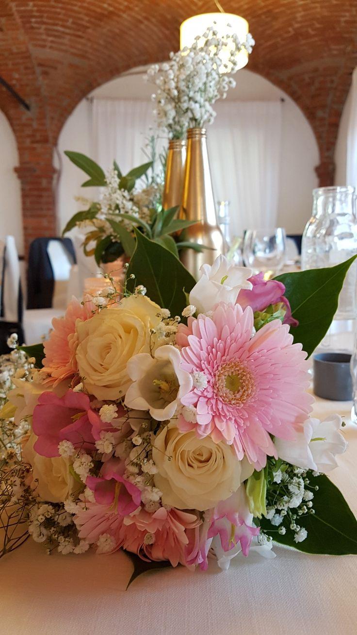 Wedding Bouquet Bouquet da lancio  Roses bouquet