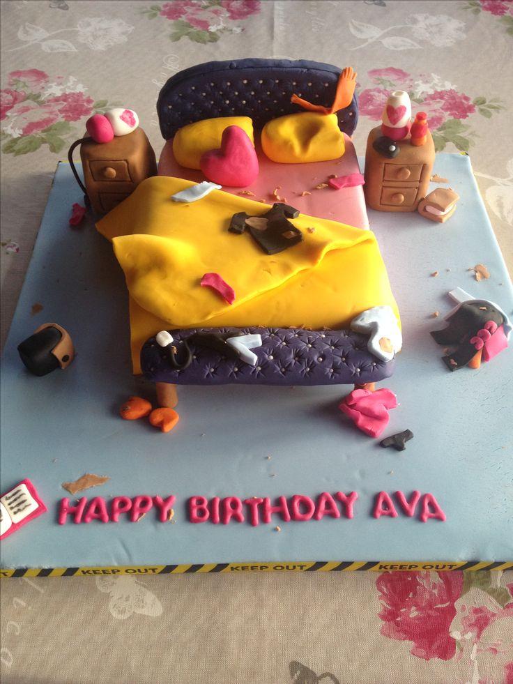 Messy Bedroom cake all edible  Gavin Con Cakes 🎂