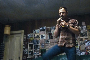 Giovanni Ribisi in Ted (GIF) was very creepy guy in this movie