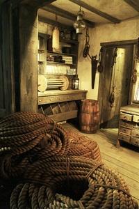 Chandler's shop  Museum of London Docklands
