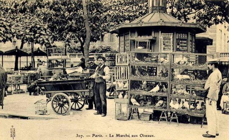 bastille vintage market