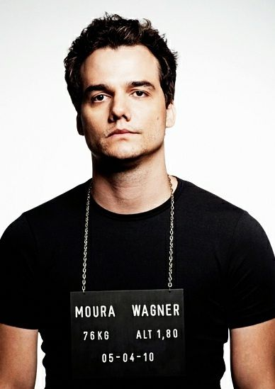 "Wagner Moura, amazing actor (famous for ""Tropa de Elite"") http://www.imdb.com/name/nm0609944"