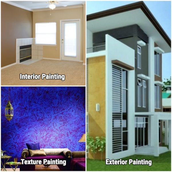 Tips On How To Calculate Painting Cost Exterior Paint
