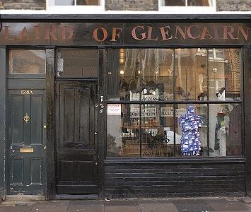 Laird, loja - loja de chapéus na Columbia Road. Dos clássicos aos mais moderninhos.