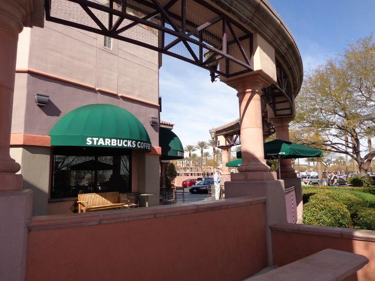 Starbucks & Shops at Trails Village