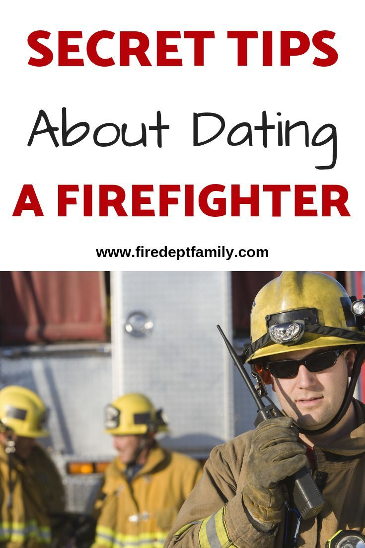 fire fighter dating