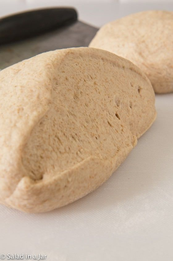 The Honey-Wheat Pizza Dough from CPK gets a make-over with directions and amounts appropriate for a bread machine