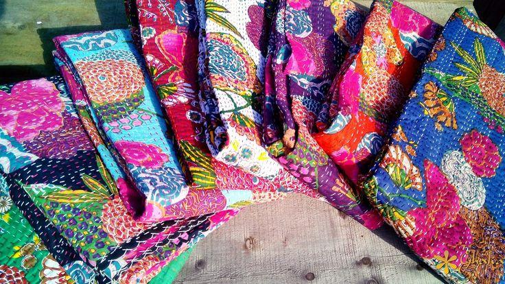 Indische Kantha Quilts - Ghalia - Ghalia