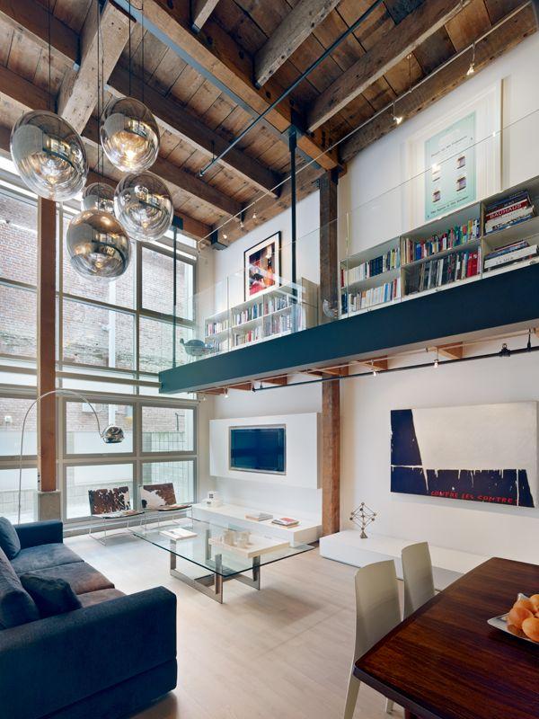 Oriental Warehouse Bachelor Pad by Edmonds+Lee # arhitecture