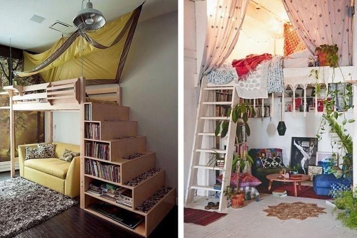 loft- espacios pequeños