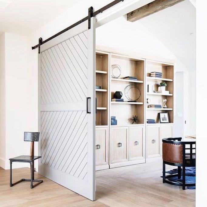 Stylish Interior Door Design Trends Personalize Modern: Best 25+ Modern Barn Doors Ideas On Pinterest