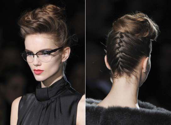 69 best autumnwinter 2014 images on pinterest latest hairstyles 2014 hair trends autumn winter 2013 2014 hairstyles urmus Images