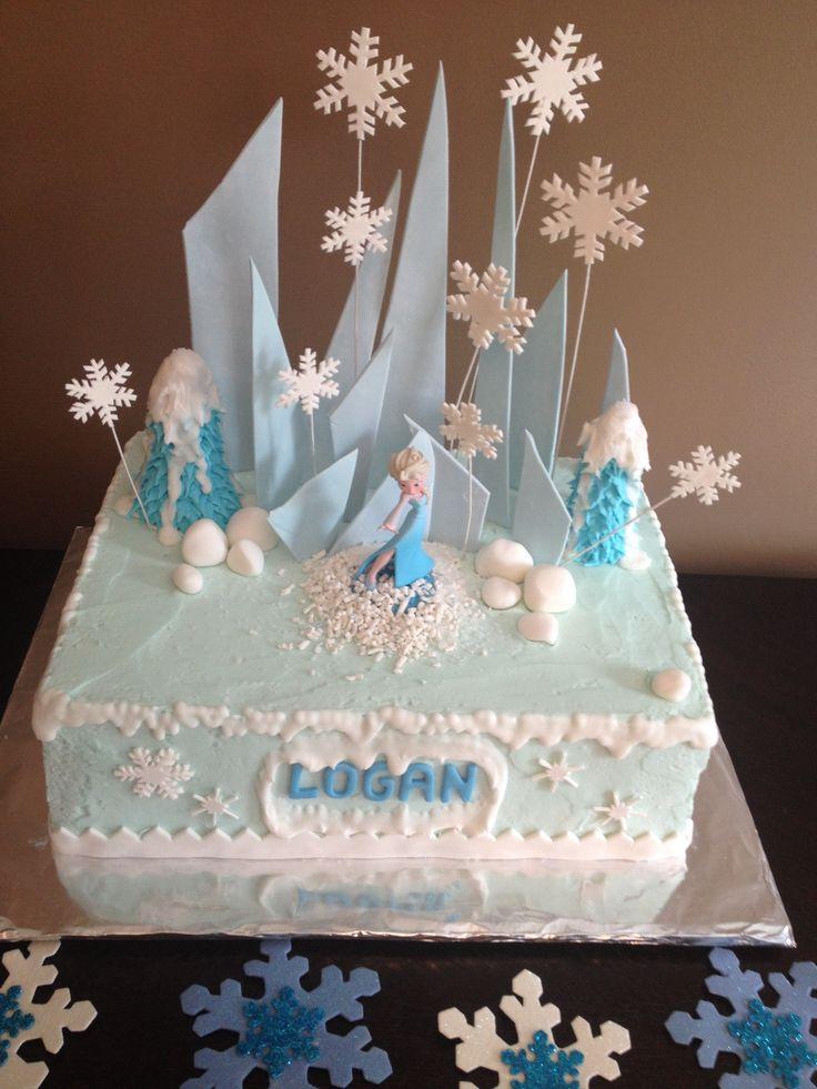Disney Elsa Cake | frozen bday party | Pinterest | Disney ...