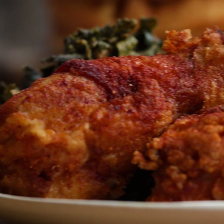 CAs Recipes | Fried Chicken as made by Marcus Samuelsson