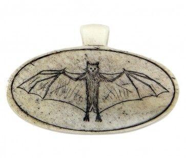 the dark knight pendant