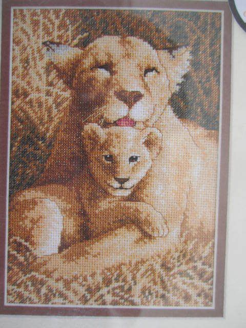 See Sally Sew-Patterns For Less - A Mother's Pride Gold Collection Cross Stitch Dimensions 65075 Kit, $16.00…