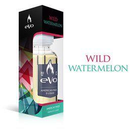 Wild Watermelon E-Liquid | eVo E-Juice | Halo