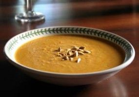 ... spicy pumpkin brown sugar food coconut milk simply recipe soup recipes