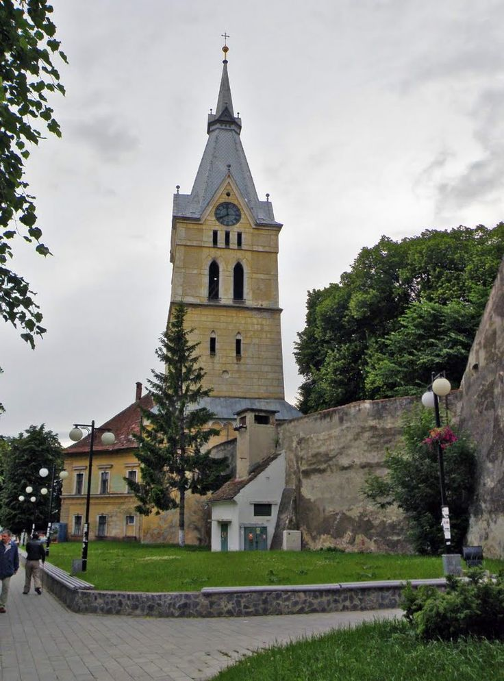 Biserica evanghelica fortificata din Codlea