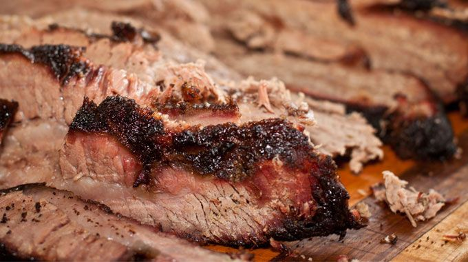 Paleo Slow Cooker Texas Smoked Beef Brisket
