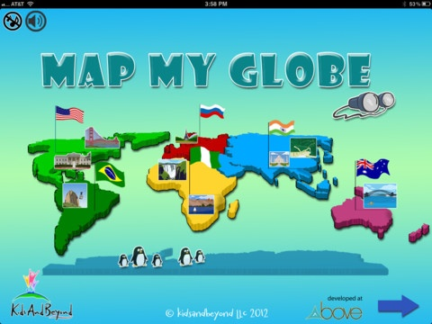 130 best social studies apps images on pinterest study apps map my globe full 299 along with learning the location of each country gumiabroncs Choice Image