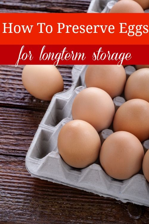 Did you know that you can preserve eggs to be stored for 6-9 months with NO refrigeration? You sure can and I can show you how!