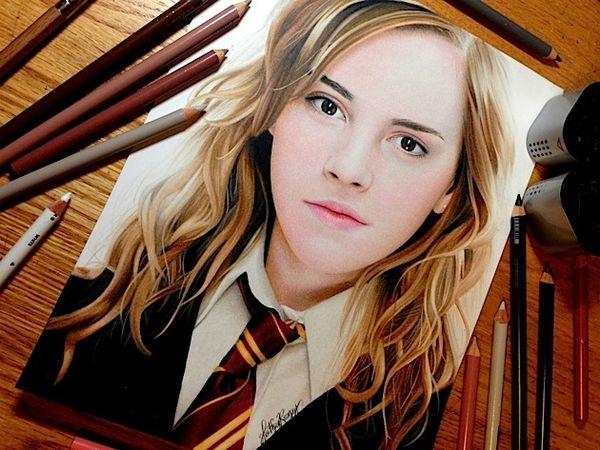 Extrem realistische Buntstiftzeichnungen von Heather Rooney