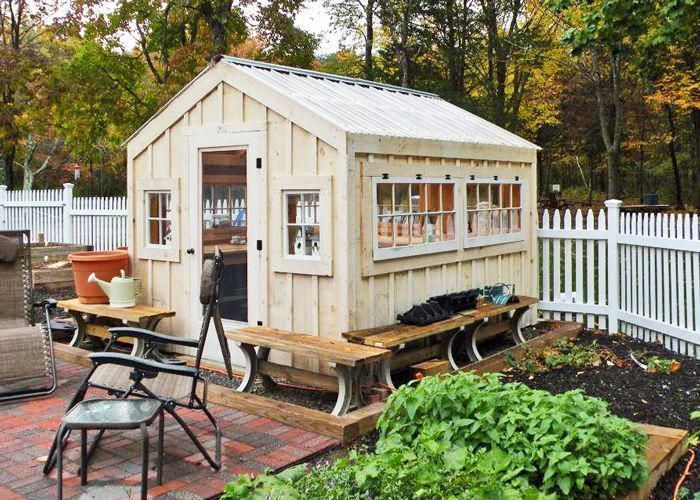 greenhouse shed plans wooden greenhouse kits prefab greenhouse rh pinterest com