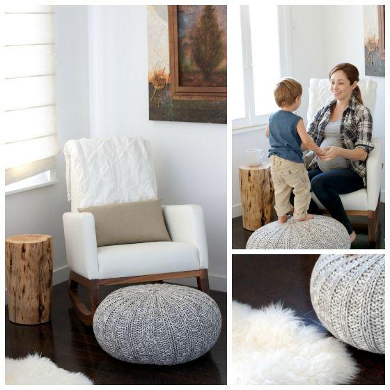 Monte Designs modern rocking chair, the joya rocker, is one of Autumn ...