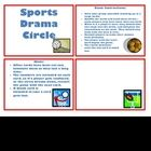 """This drama activity with a sports theme has a similar format to the """"I Have / Who Has"""" game. There are 40 cards, that follow in a sequence, with e..."""