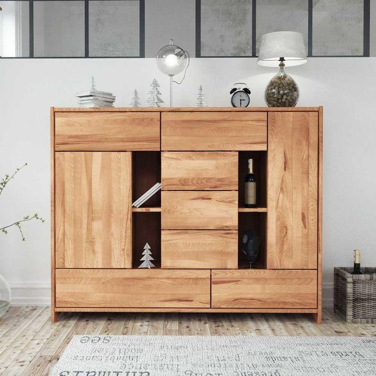 die besten 25 highboard kernbuche ideen auf pinterest highboard massiv m beltypen und. Black Bedroom Furniture Sets. Home Design Ideas