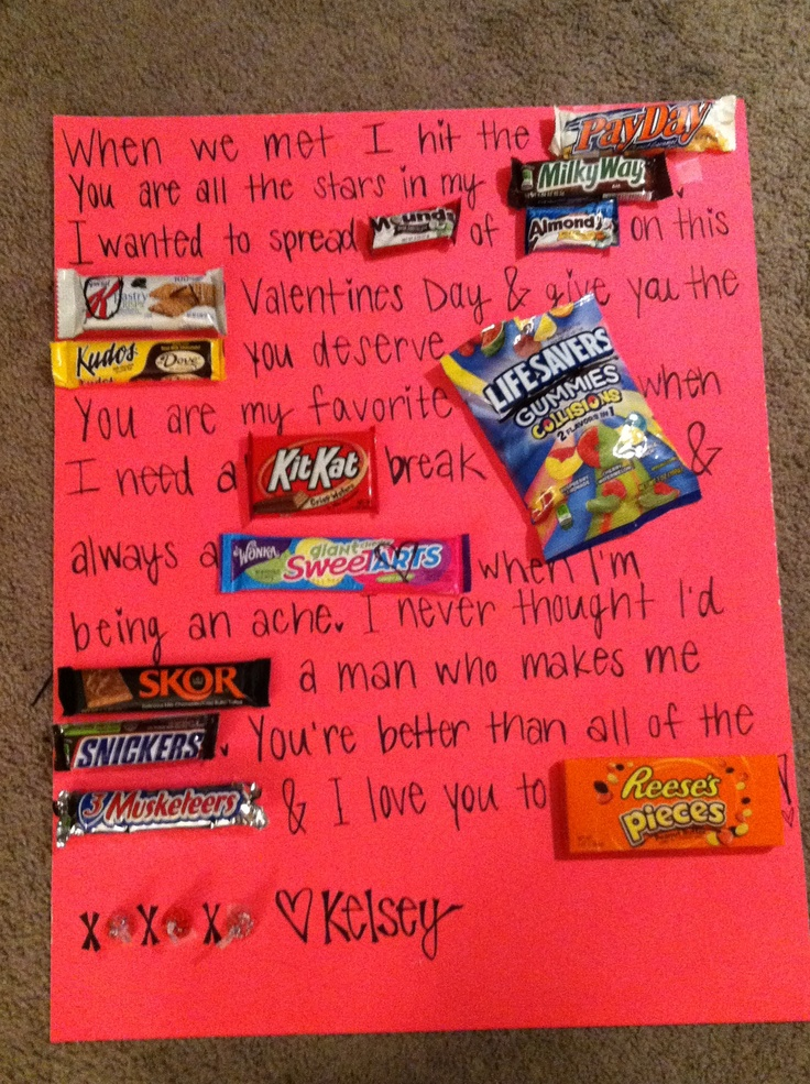 24 best candy grams images on Pinterest