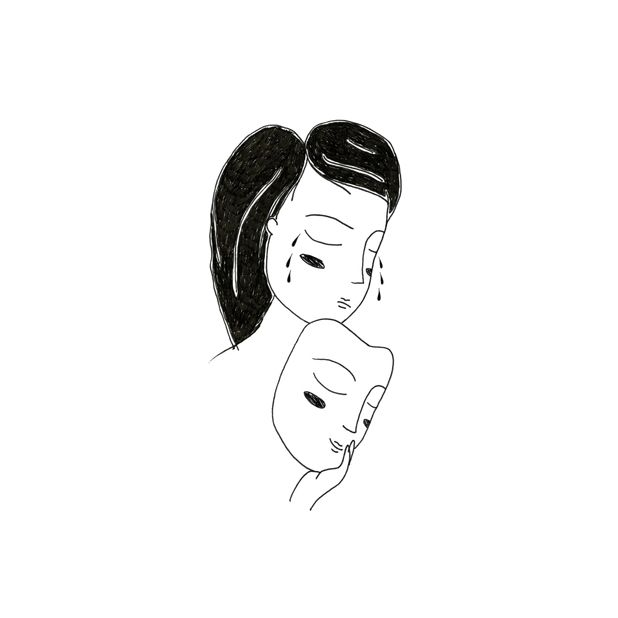 Ni la mejor máscara resiste tantas lágrimas