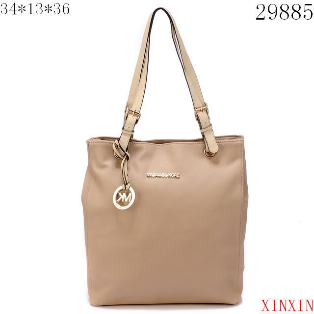 Michael Kors Cheap Jet Set Pebbled Leather Medium Beige Totes The only bag  with labels I will even consider carrying!
