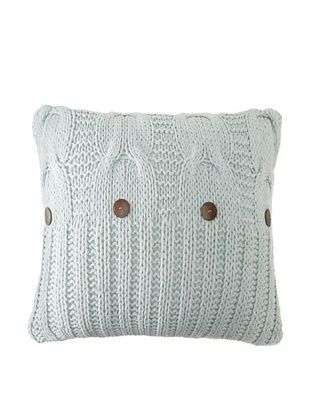 60% OFF Amity Cable Knit Euro, Aqua, 26