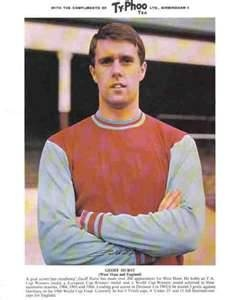 Pictures of West Ham Players  Geoff Hurst