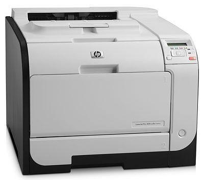 HP LaserJet Pro 400 M451nw Printer