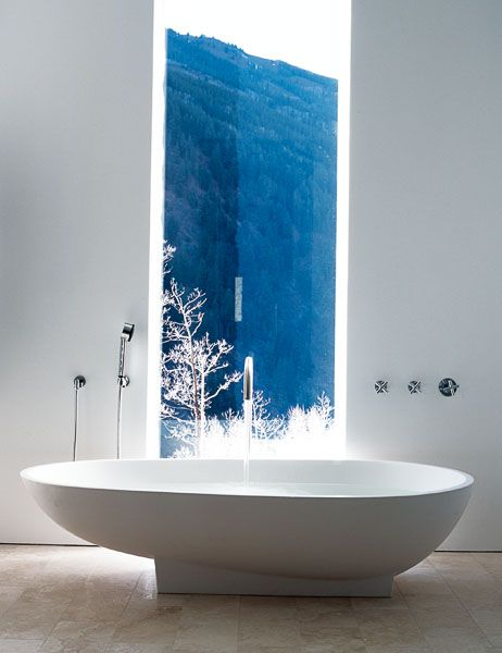 tubBathroom Design, Bathroom Dreams, Blue Christmas, Tubbathroom Decor, Interiors Design, White Bathroom, Tubs Bathroom Decor, Bathroom Organic, Design Bathroom