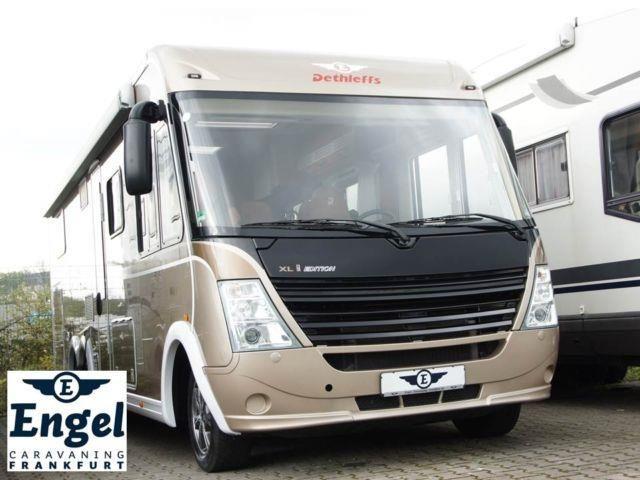 Dethleffs, Globetrotter XL I 7850 2 XLI Autom. SAT Markise, Wohnwagen/-mobile, Integrierter in 61169 Friedberg, gebraucht kaufen bei  AutoScout24 Trucks